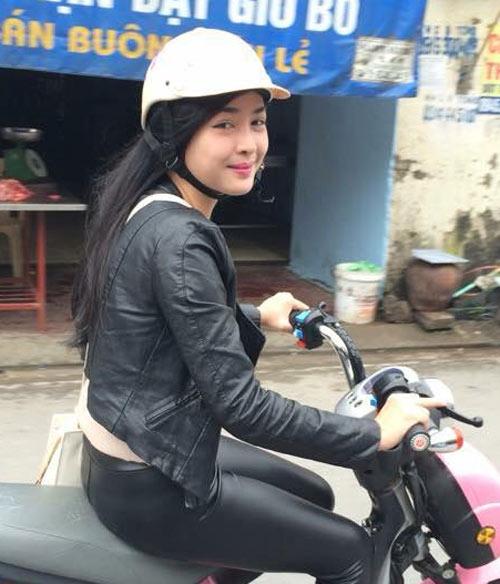 """Cô gái Nam Định xinh đẹp bất ngờ sau 3 tháng """"dao kéo"""" - 5"""