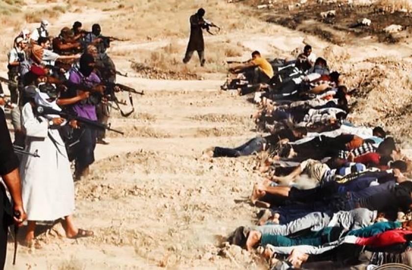 """Phiến quân IS """"lừa mẹ già ăn thịt con trai"""" - 2"""