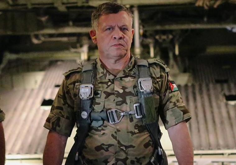 """Vua Jordan: IS đang """"châm ngòi Thế chiến 3""""   anninhhinhsu"""