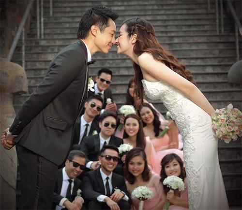 """Sự thật về """"ảnh cưới"""" của Lê Hiếu - 3"""
