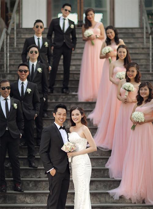 """Sự thật về """"ảnh cưới"""" của Lê Hiếu - 2"""