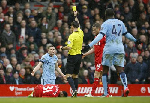 Liverpool: Sức mạnh từ những đôi chân trẻ - 1