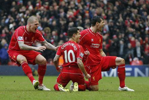 Liverpool: Sức mạnh từ những đôi chân trẻ - 2