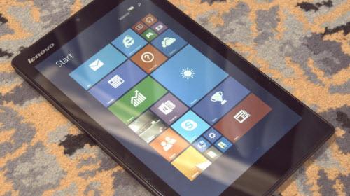 Lenovo MIIX 300: Máy tính bảng chạy Windows 8.1 giá rẻ - 1