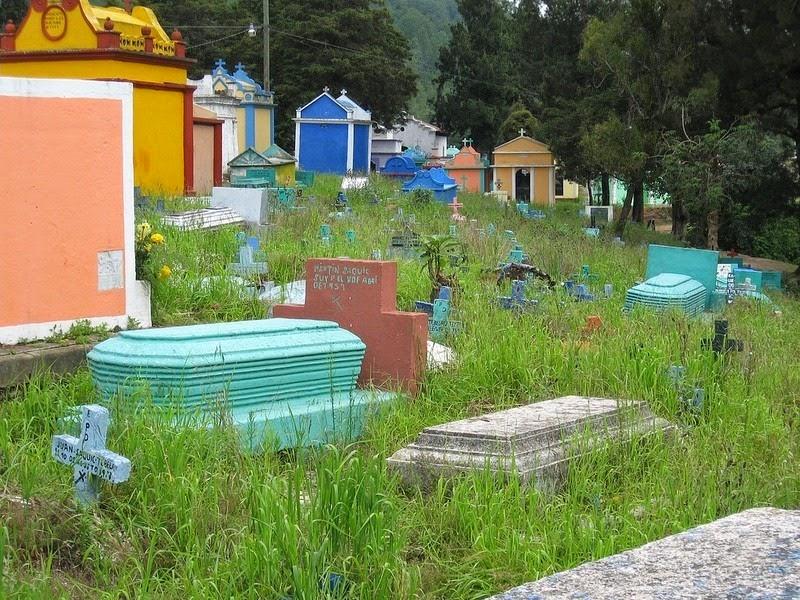 """Những nghĩa trang """"độc nhất vô nhị"""" ở Guatemala - 3"""