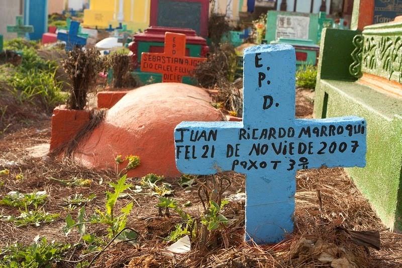 """Những nghĩa trang """"độc nhất vô nhị"""" ở Guatemala - 6"""