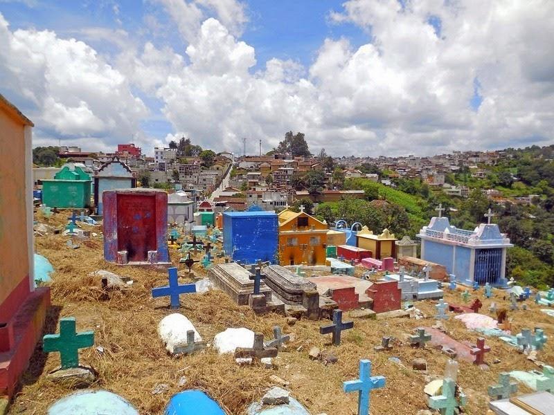 """Những nghĩa trang """"độc nhất vô nhị"""" ở Guatemala - 2"""