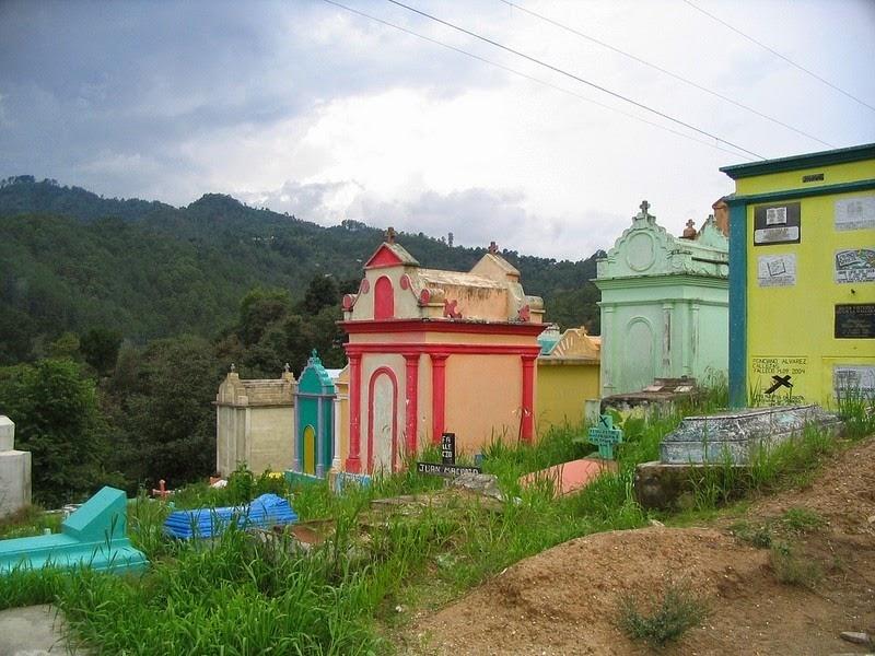 """Những nghĩa trang """"độc nhất vô nhị"""" ở Guatemala - 5"""