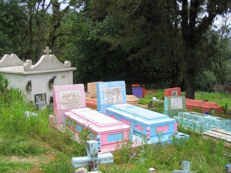 """Những nghĩa trang """"độc nhất vô nhị"""" ở Guatemala - 4"""