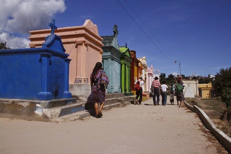 """Những nghĩa trang """"độc nhất vô nhị"""" ở Guatemala - 9"""