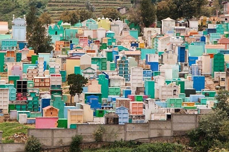 """Những nghĩa trang """"độc nhất vô nhị"""" ở Guatemala - 8"""
