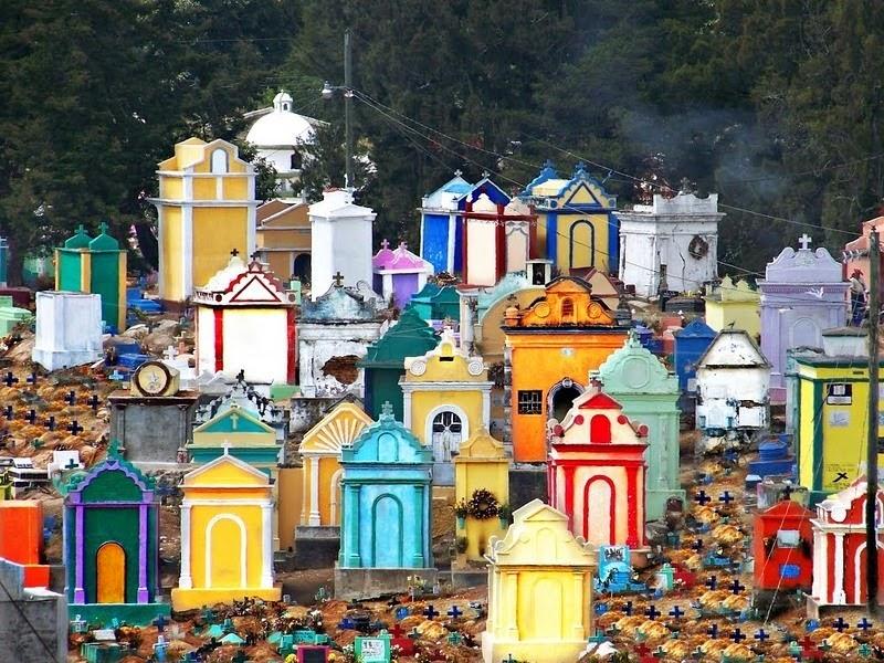 """Những nghĩa trang """"độc nhất vô nhị"""" ở Guatemala - 7"""