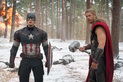 "Poster mới Avengers 2 khiến mọt phim ""phát sốt"" - 3"
