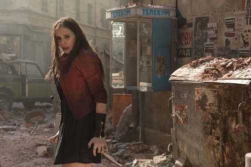 "Poster mới Avengers 2 khiến mọt phim ""phát sốt"" - 4"
