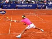 """Nadal - Monaco: Vinh quang trên """"đất mẹ"""" (CK Argentina Open)"""