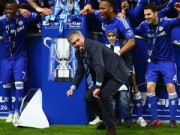 Chelsea vô địch League Cup: Quái kiệt Mourinho