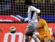 Inter - Fiorentina: Một phút sảy chân