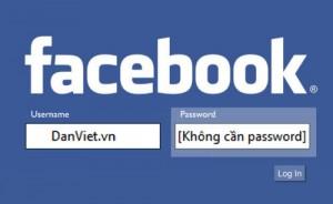 Kỹ sư Facebook truy cập tài khoản người dùng không cần mật khẩu