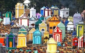 """Những nghĩa trang """"độc nhất vô nhị"""" ở Guatemala"""