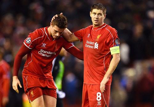 """Henderson: """"Người thừa kế"""" xứng đáng của Gerrard - 1"""