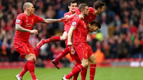 """Henderson: """"Người thừa kế"""" xứng đáng của Gerrard - 2"""