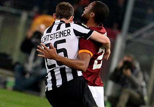 Roma – Juventus: Bóp nghẹt hy vọng - 1
