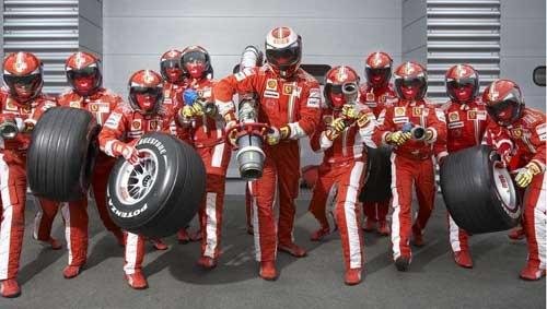F1 2015 - Ferrari: Phục hưng đế chế đỏ - 1