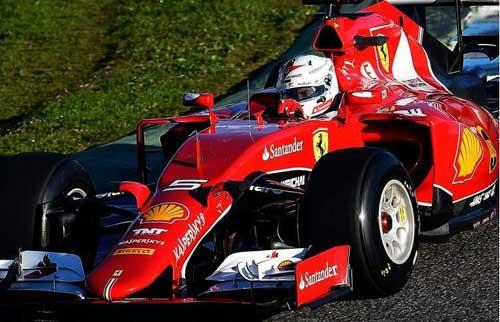 F1 2015 - Ferrari: Phục hưng đế chế đỏ - 2
