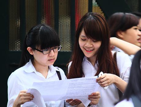 Xét tuyển ĐH-CĐ năm 2015: Thận trọng với… 16 nguyện vọng - 1