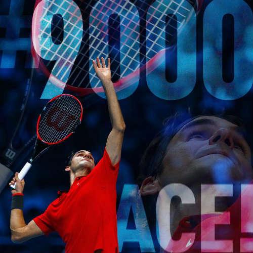 """Federer và cú đánh """"trẻ mãi không già"""" - 2"""