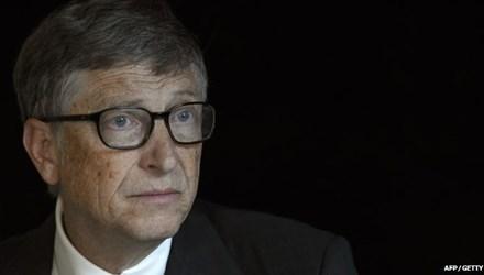Bill Gates là người giàu nhất thế giới 2015 - 1