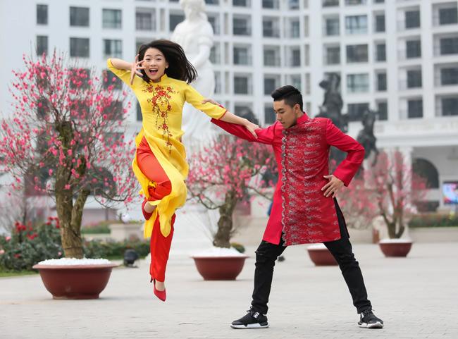 """""""Chàng trai vàng"""" dancesport chia sẻ bí quyết thành công - 2"""