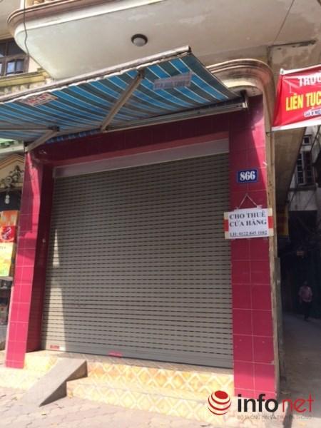 Sau Tết, hàng loạt cửa hàng mặt tiền đóng cửa - 2