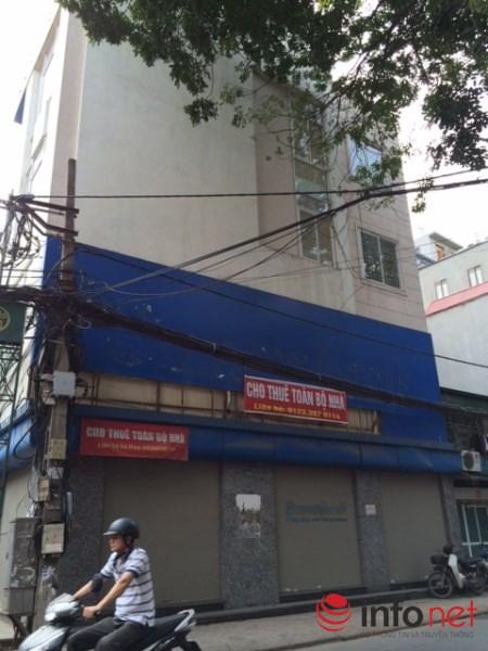 Sau Tết, hàng loạt cửa hàng mặt tiền đóng cửa - 1