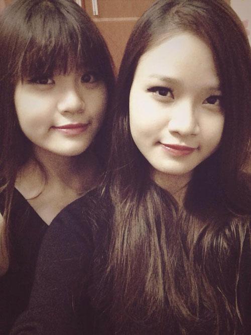 """2 chị em gái cover """"Thái Bình, mồ hôi rơi"""" gây sốt - 1"""