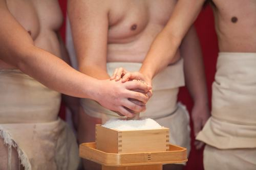 """Video: Choáng ngợp với lễ hội """"khỏa thân"""" tại Nhật - 4"""