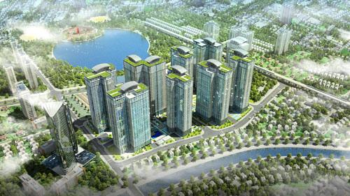 Đất Xanh Miền Bắc mở bán đầu xuân căn hộ cao cấp Goldmark City - 2