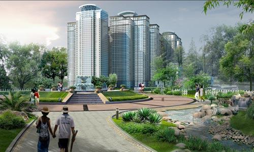 Đất Xanh Miền Bắc mở bán đầu xuân căn hộ cao cấp Goldmark City - 3