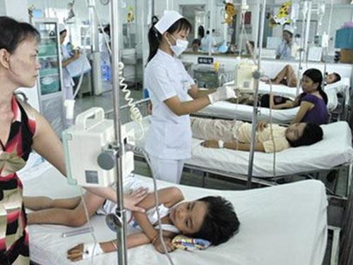Bệnh sốt xuất huyết đã lan sang 38 tỉnh, thành - 1