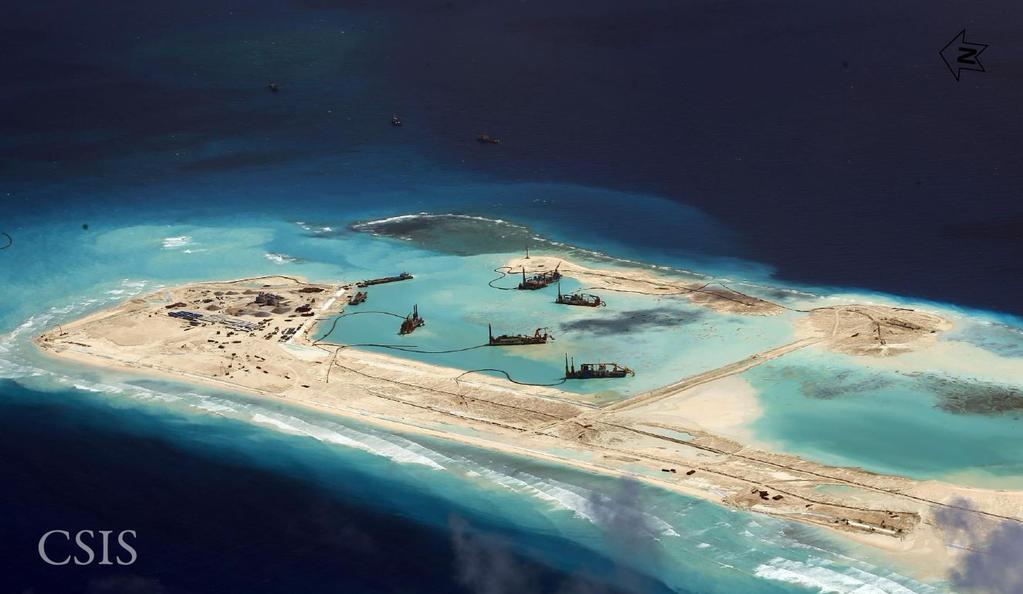 Philippines: TQ đang hủy hoại tự nhiên trên Biển Đông - 2