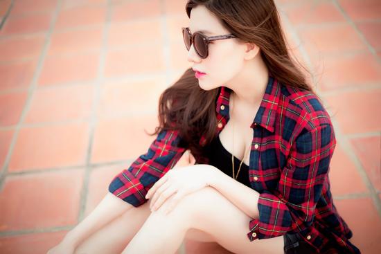 Xuống phố cá tính như cô gái Sài Gòn thích giày bệt - 11