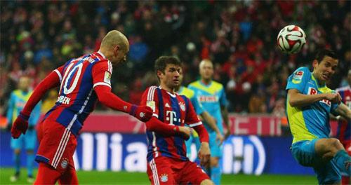 """Khi Chelsea, Bayern, Barca chung giấc mơ """"ăn ba"""" - 3"""