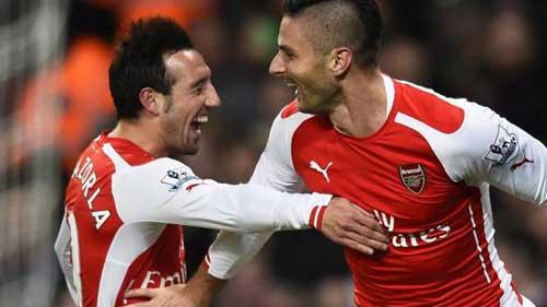 QPR - Arsenal: Củng cố niềm tin - 1