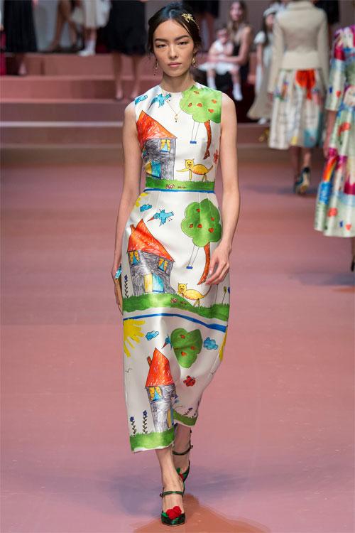 Dolce & Gabbana tôn vinh mẹ trong bộ sưu tập mới - 6