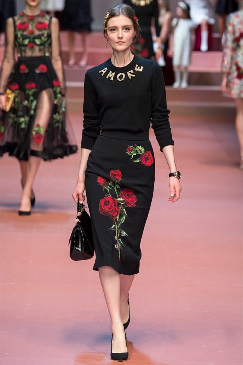 Dolce & Gabbana tôn vinh mẹ trong bộ sưu tập mới - 8