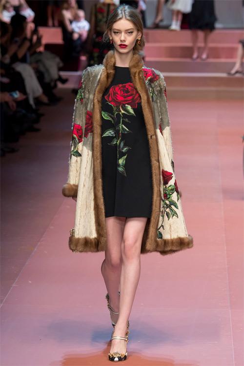 Dolce & Gabbana tôn vinh mẹ trong bộ sưu tập mới - 10