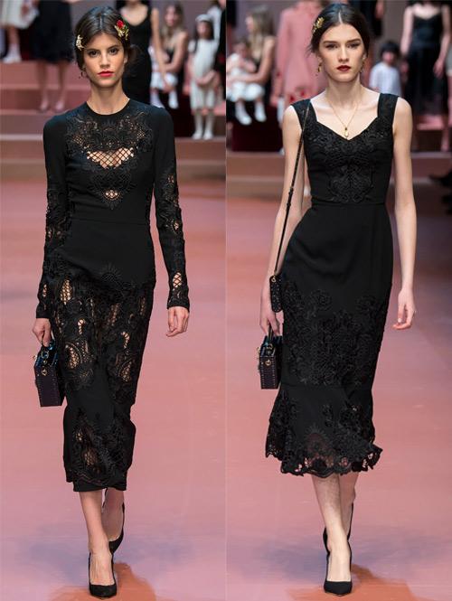 Dolce & Gabbana tôn vinh mẹ trong bộ sưu tập mới - 16