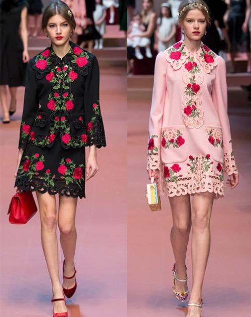 Dolce & Gabbana tôn vinh mẹ trong bộ sưu tập mới - 15
