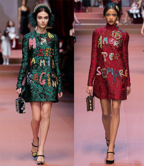Dolce & Gabbana tôn vinh mẹ trong bộ sưu tập mới - 14