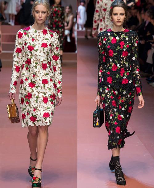 Dolce & Gabbana tôn vinh mẹ trong bộ sưu tập mới - 17